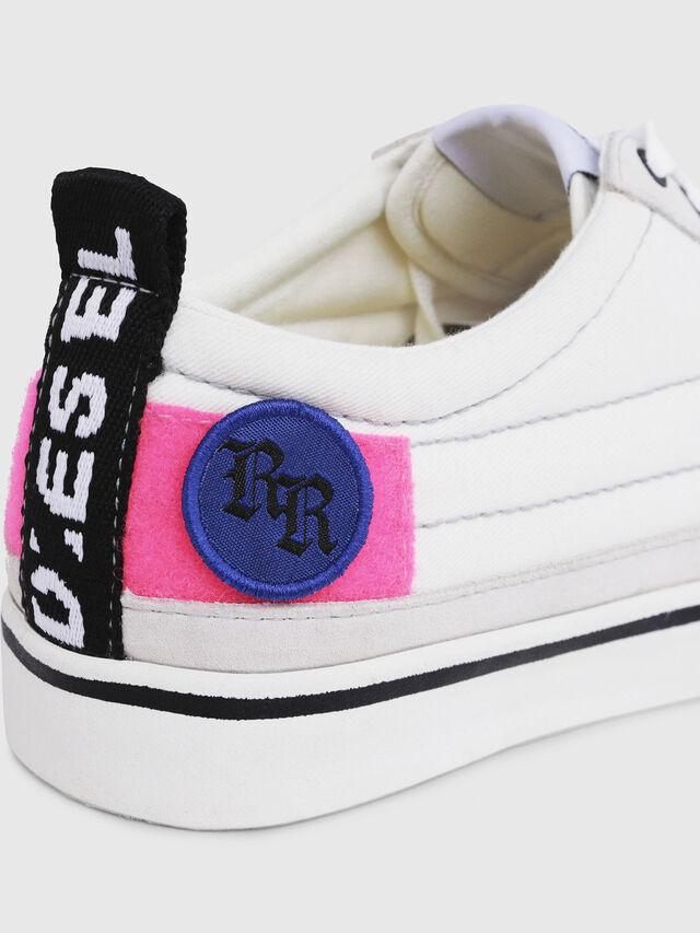 Diesel - D-VELOWS LOW PATCH W, Blanco - Sneakers - Image 5
