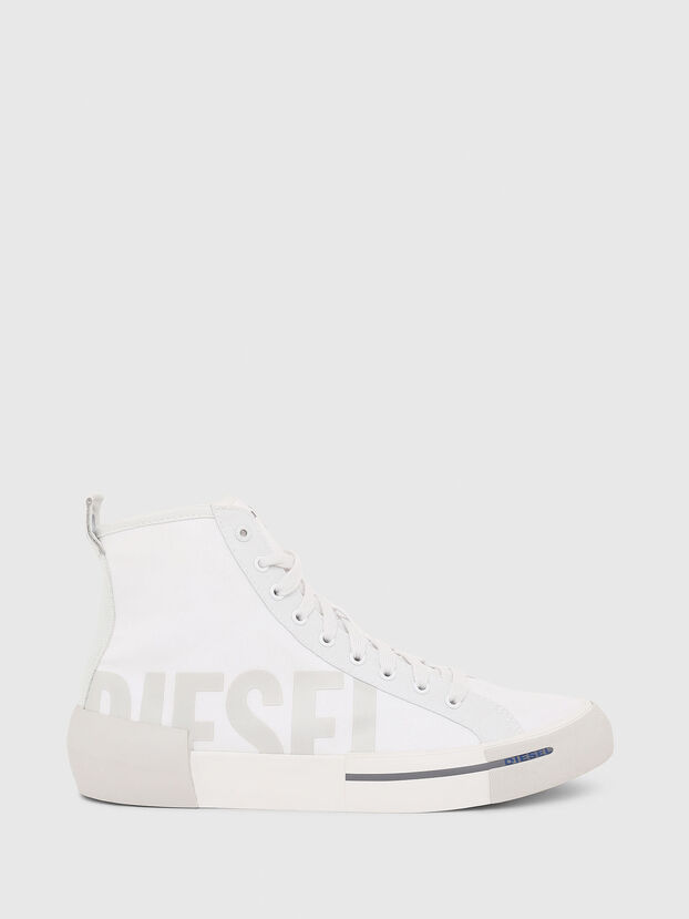 S-DESE MID CUT, Blanco - Sneakers