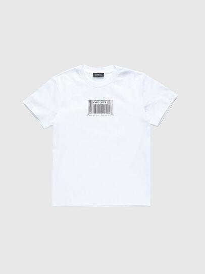Diesel - TCODE, Blanco - Camisetas y Tops - Image 1
