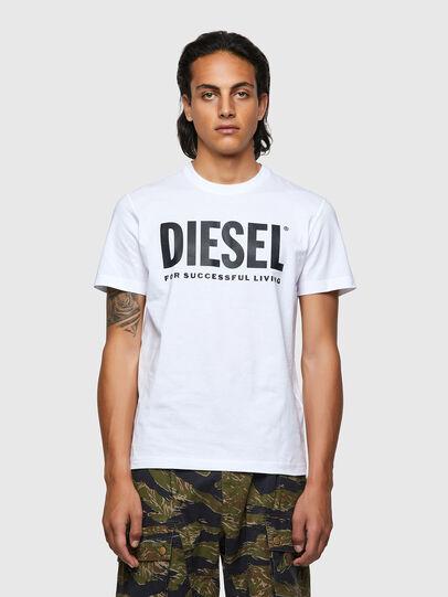 Diesel - T-DIEGOS-ECOLOGO, Blanco - Camisetas - Image 1