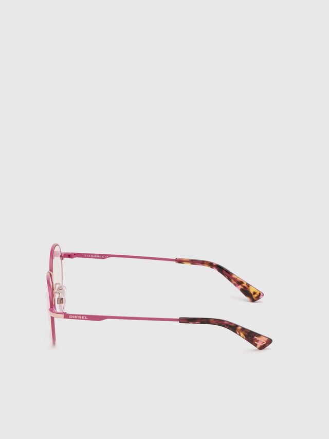 Diesel - DL0290, Rosa - Gafas de sol - Image 3