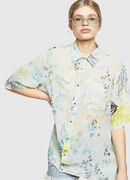 C-FRY-FLOW, Verde Agua - Camisas