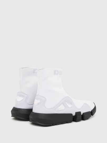 Diesel - H-PADOLA HSB, Blanco - Sneakers - Image 3