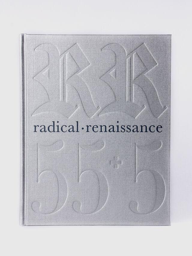 Diesel - Radical Renaissance 55+5 (signed by RR), Gris - Libros - Image 1