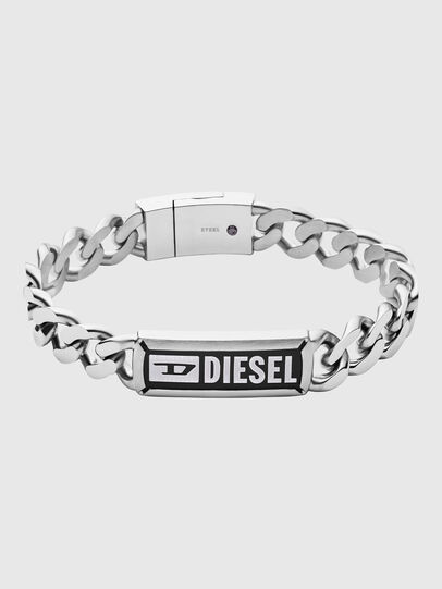 Diesel - DX1243, Plata - Pulseras - Image 1
