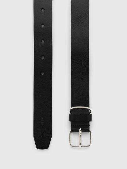 Diesel - B-GU, Negro - Cinturones - Image 3