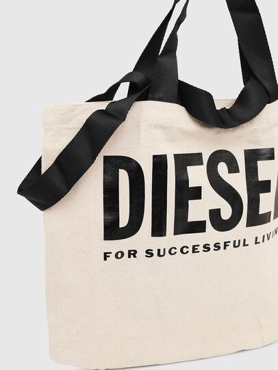 Diesel - LYVENZA, Blanco/Negro - Bolsos Shopper y Al Hombro - Image 3