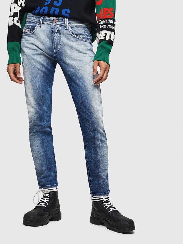 Thommer JoggJeans 0870N, Azul medio - Vaqueros