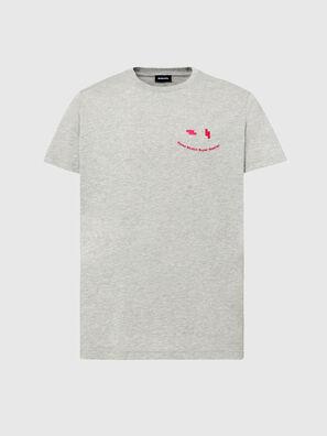 T-DIEGOS-N28, Gris - Camisetas