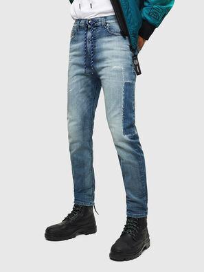 D-Vider JoggJeans 069JZ, Azul Claro - Vaqueros