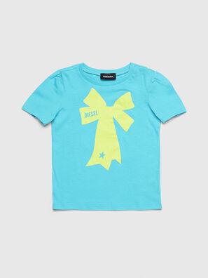 TASHAB-R, Celeste - Camisetas y Tops