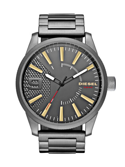 Diesel - DZ1762, Gris - Relojes - Image 1