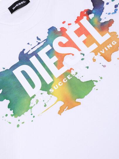 Diesel - TDOSKY, Blanco - Camisetas y Tops - Image 3