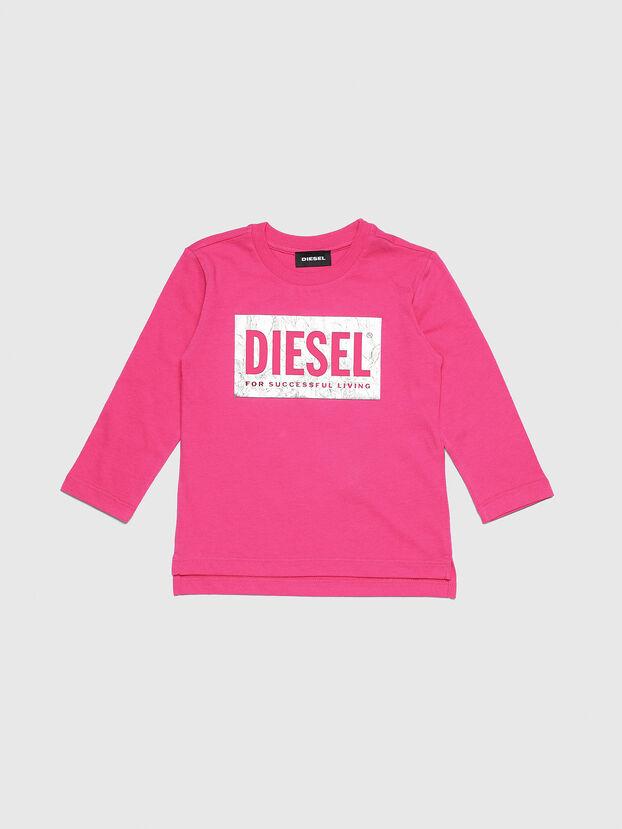TIRRIB-R, Fucsia - Camisetas y Tops