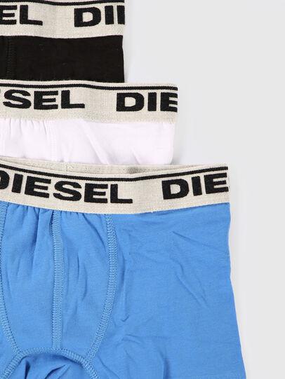 Diesel - UGOV THREE-PACK US, Azul/Negro - Ropa Interior - Image 4