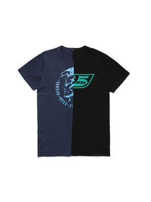 D-MESO&MESO, Azul/Negro - Camisetas