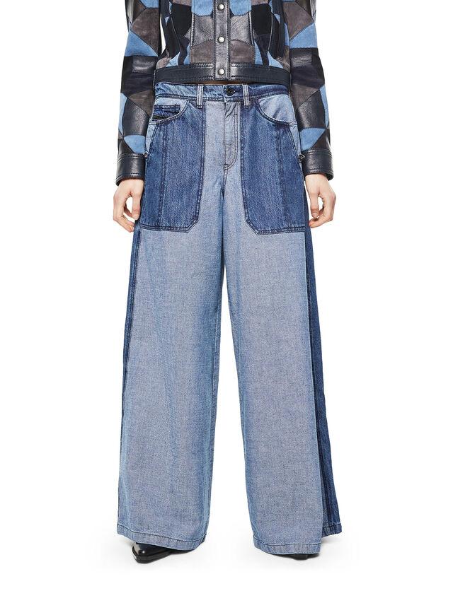 Diesel - TYPE-1907, Blue Jeans - Vaqueros - Image 1