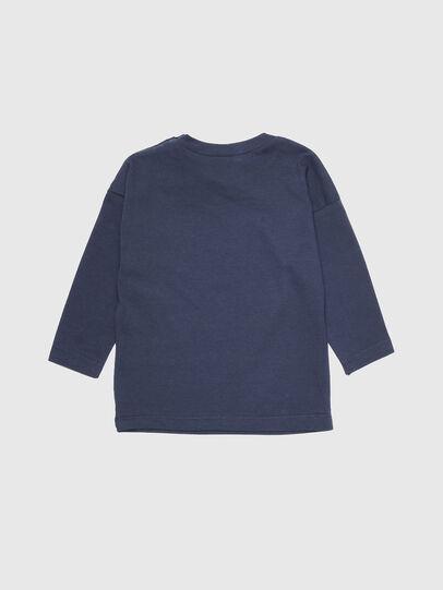 Diesel - TAIZAB, Azul Oscuro - Camisetas y Tops - Image 2