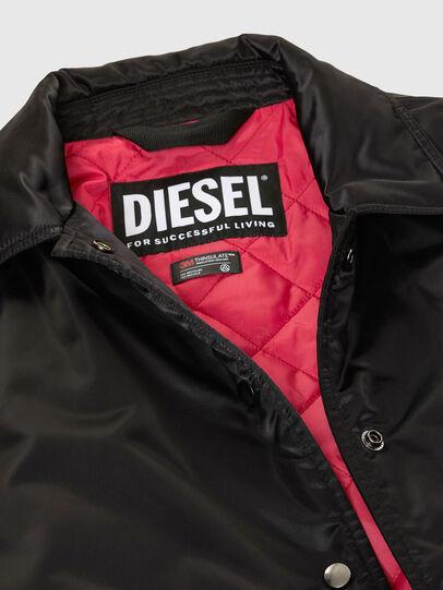 Diesel - G-KAT, Negro - Chaquetas - Image 5