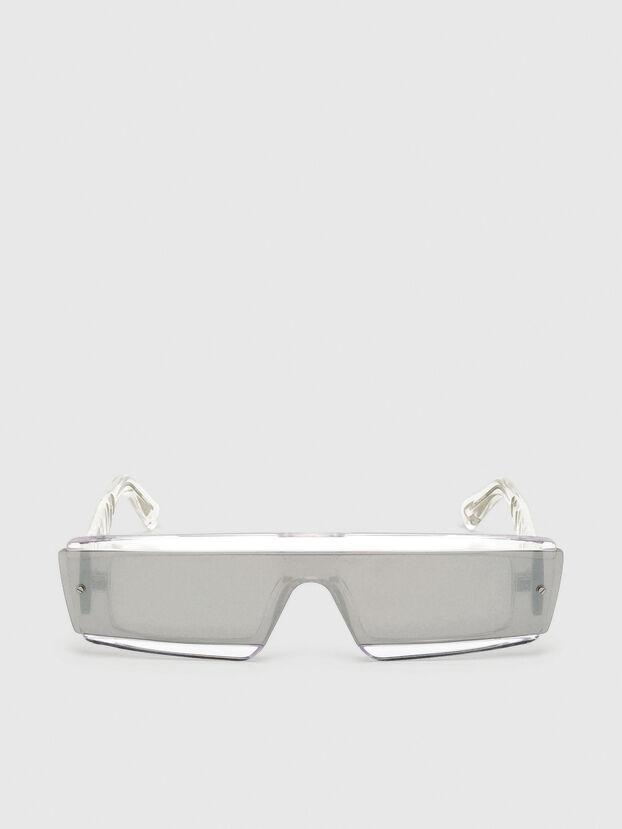 DL0318, Blanco - Gafas de sol