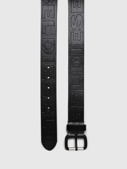 Diesel - B-CERRO, Negro - Cinturones - Image 3