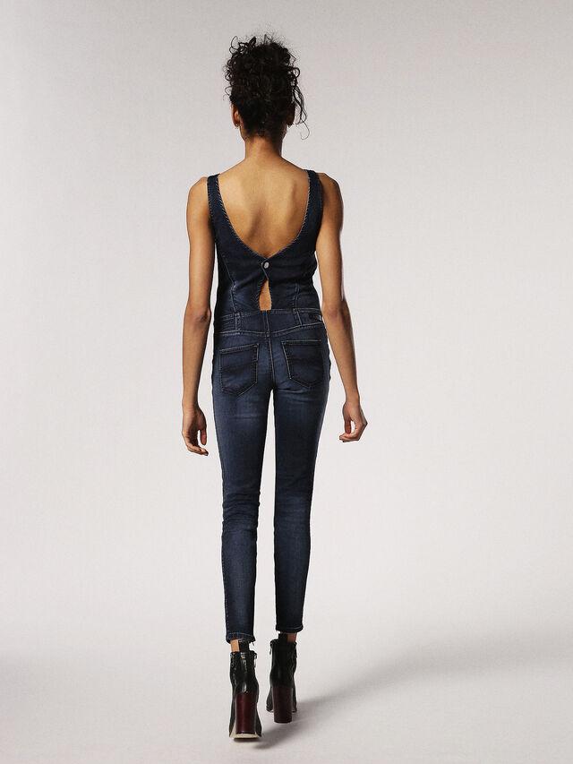 Diesel - ZEPPEL JOGGJEANS, Blue Jeans - Monos - Image 2