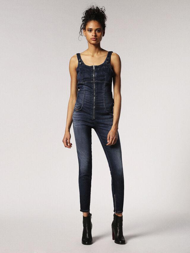 Diesel - ZEPPEL JOGGJEANS, Blue Jeans - Monos - Image 1