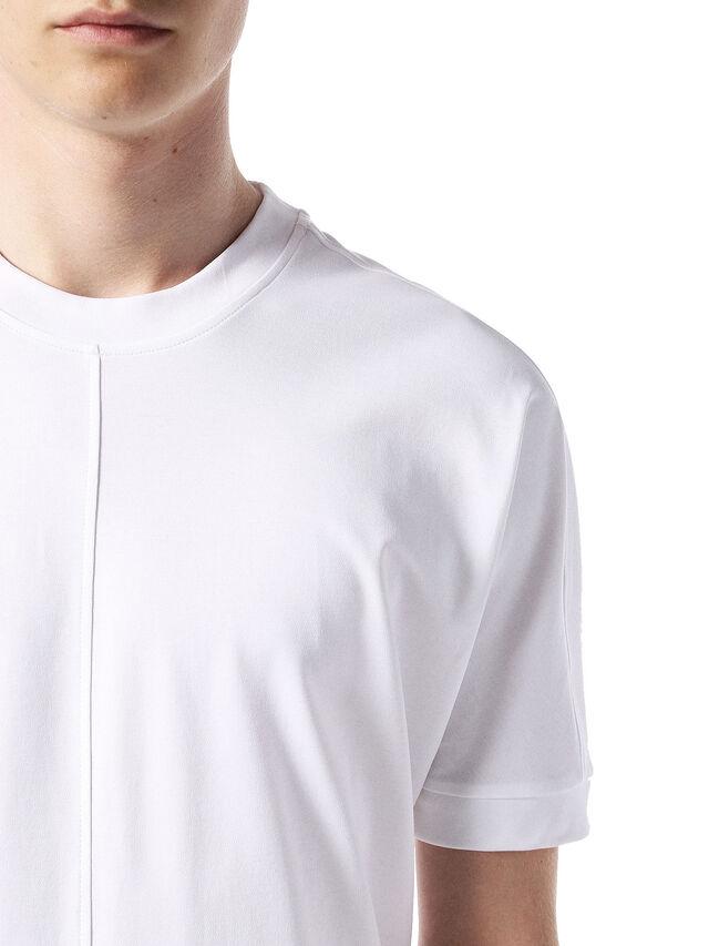 Diesel - TANORMAL, Blanco - Camisetas - Image 5