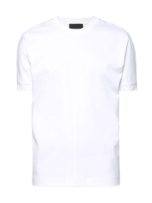 Diesel - TANORMAL, Blanco - Camisetas - Image 4