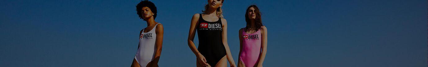 Moda Baño Mujer Diesel