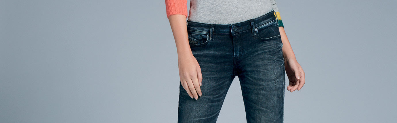 Jegging Vaqueros Mujer Diesel