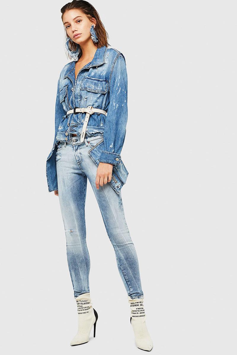 32a42e6917d9 Ropa Mujer: vaqueros, vestidos | Go with pride on Diesel.com