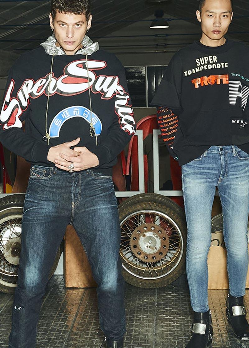 Comprar para hombres | Descubra la nueva colección en Diesel.com
