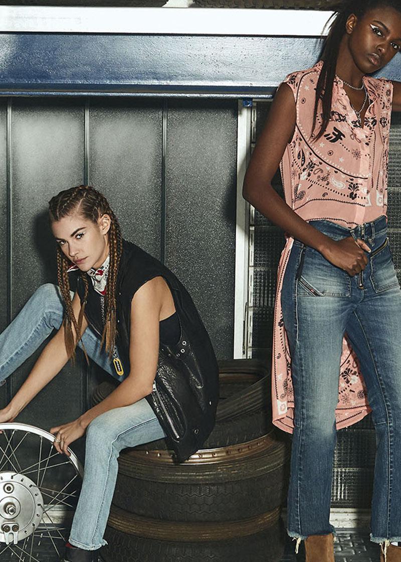 Comprar para Mujer | Descubra la nueva colección en Diesel.com