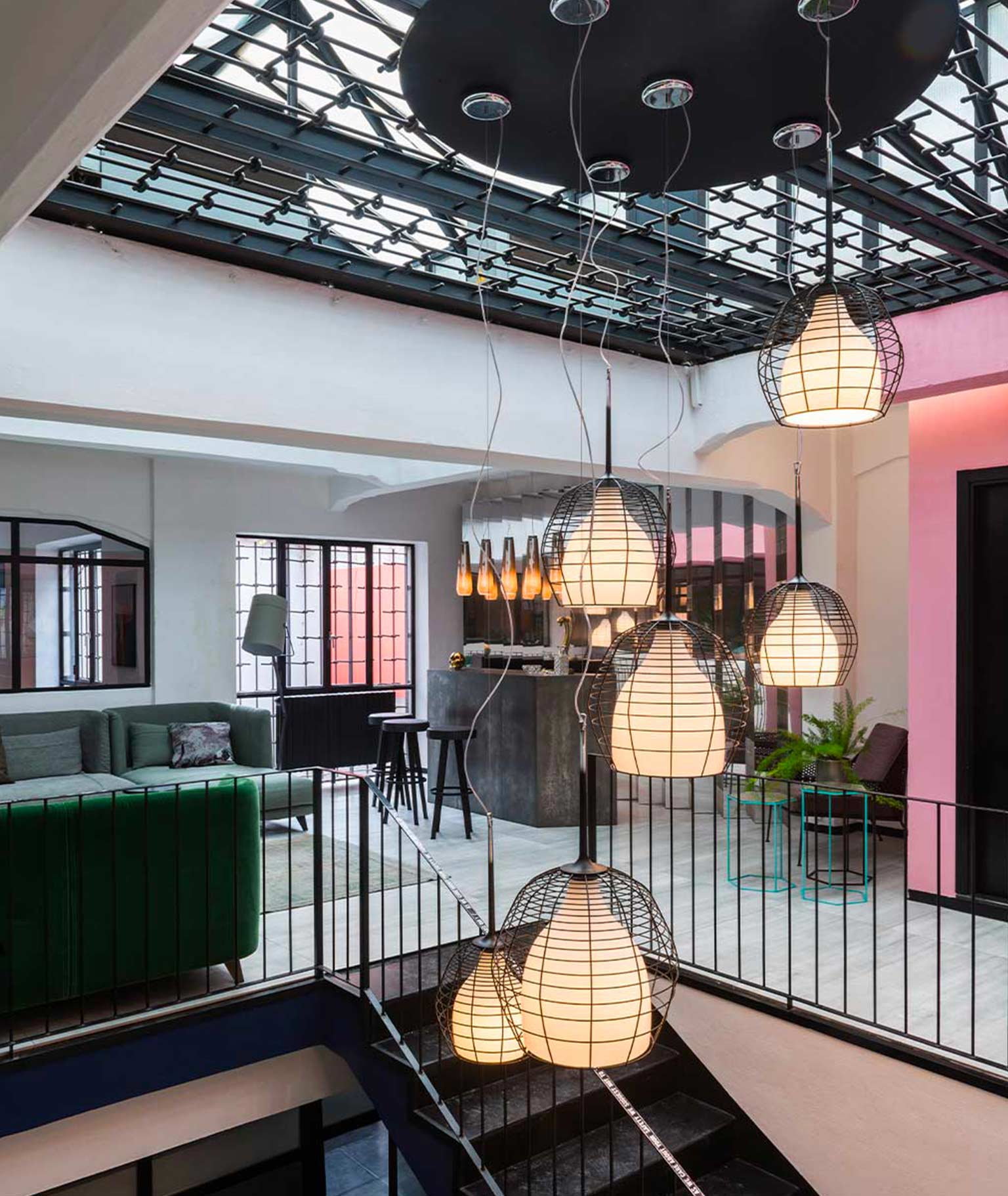 Diesel Living: Lighting with Lodes