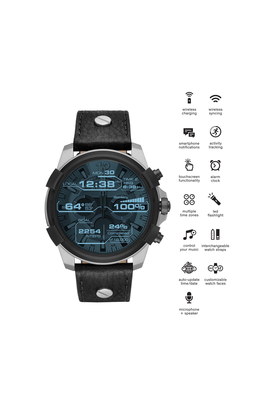 c4a2eca9f678 DT2001 Smartwatch Hombre