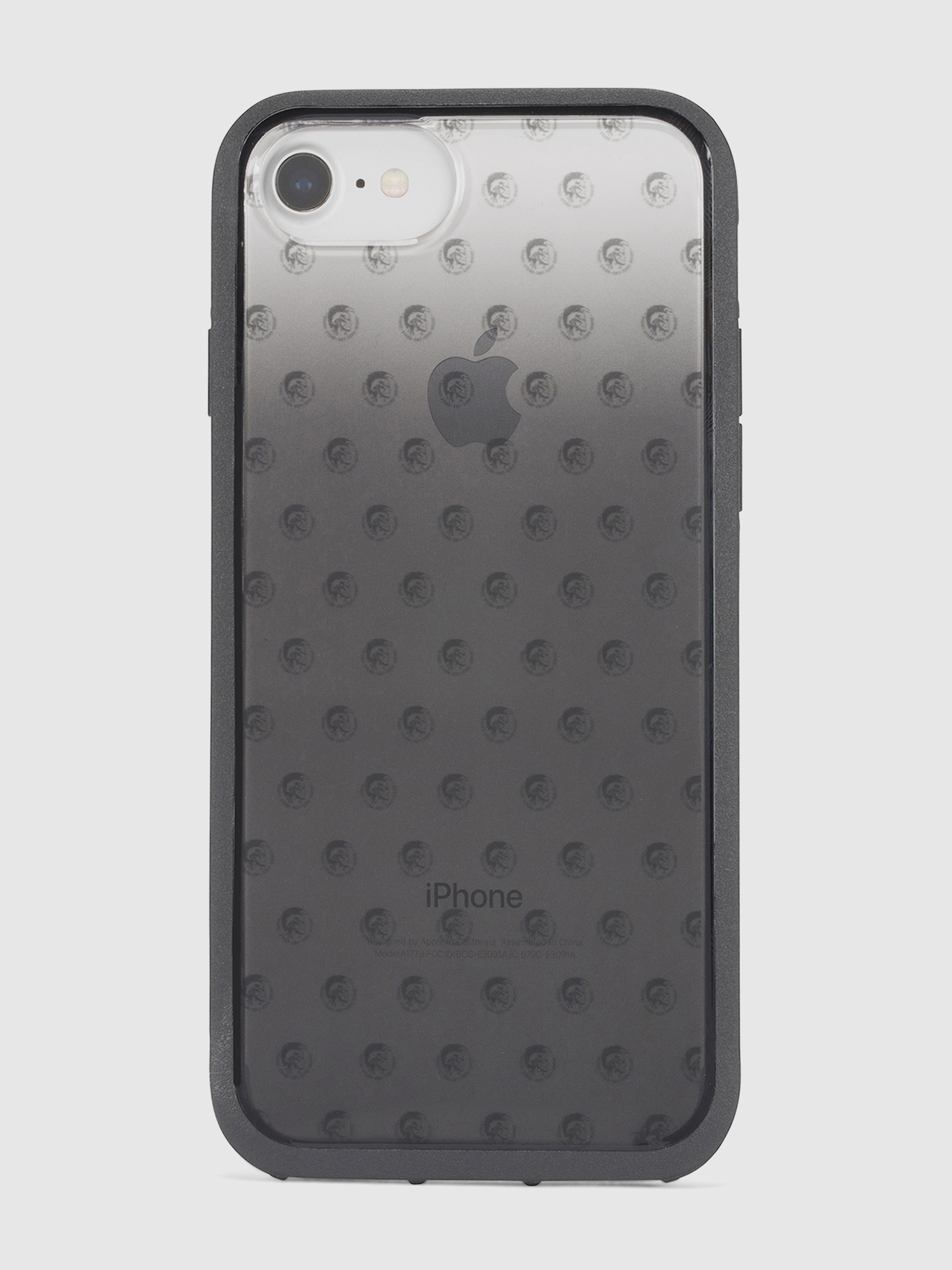 Diesel - MOHICAN HEAD DOTS BLACK IPHONE 8/7/6s/6 CASE,  - Fundas - Image 2