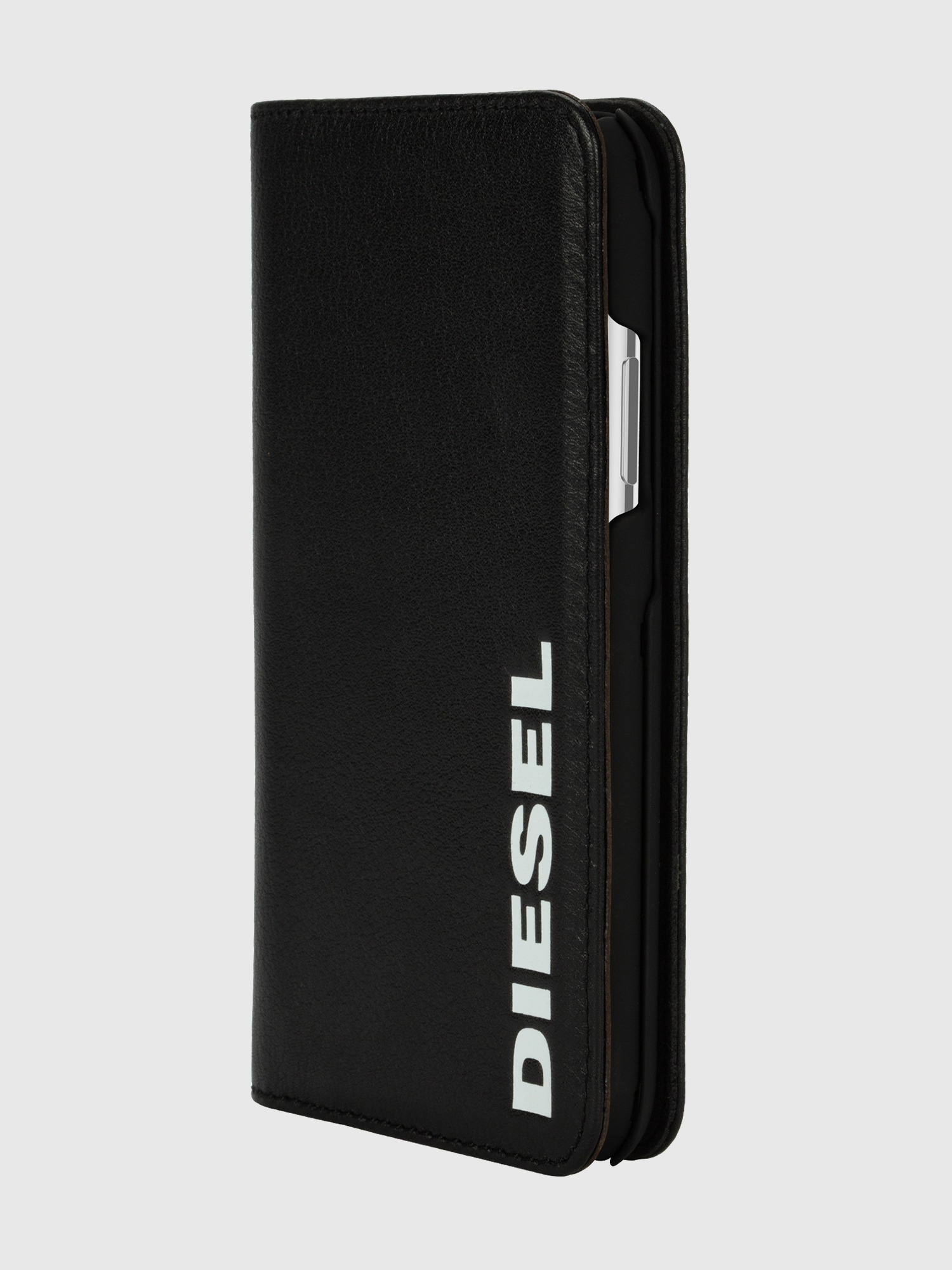 Diesel - DIESEL 2-IN-1 FOLIO CASE FOR IPHONE XS & IPHONE X,  - Fundas tipo libro - Image 3