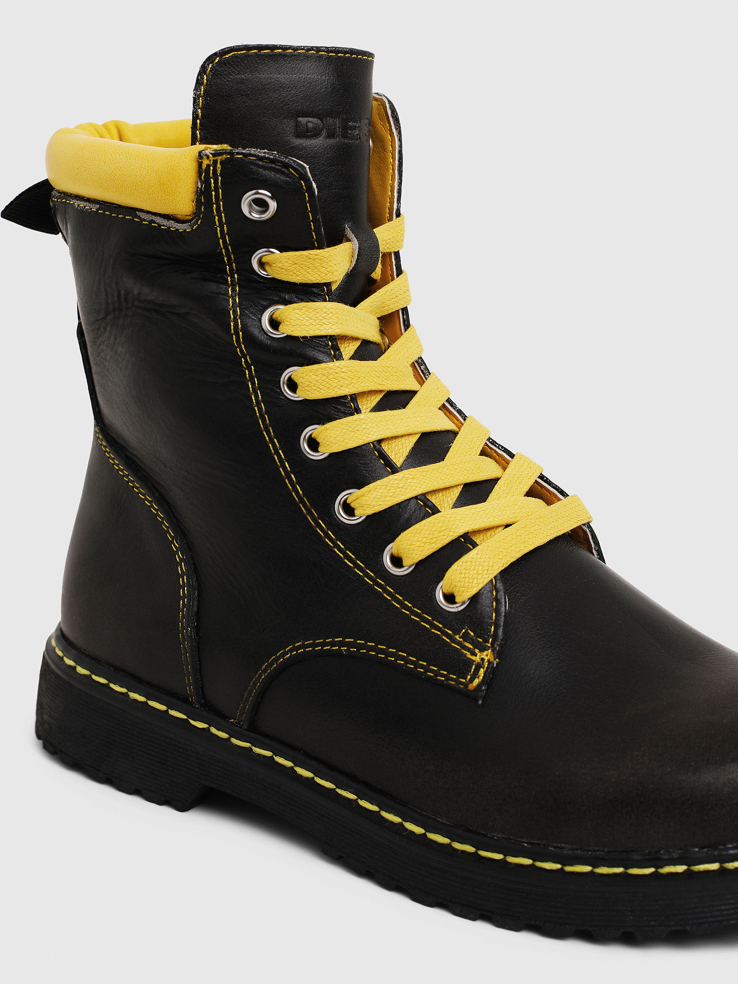 Diesel - HB LACE UP 04 CH,  - Calzado - Image 4