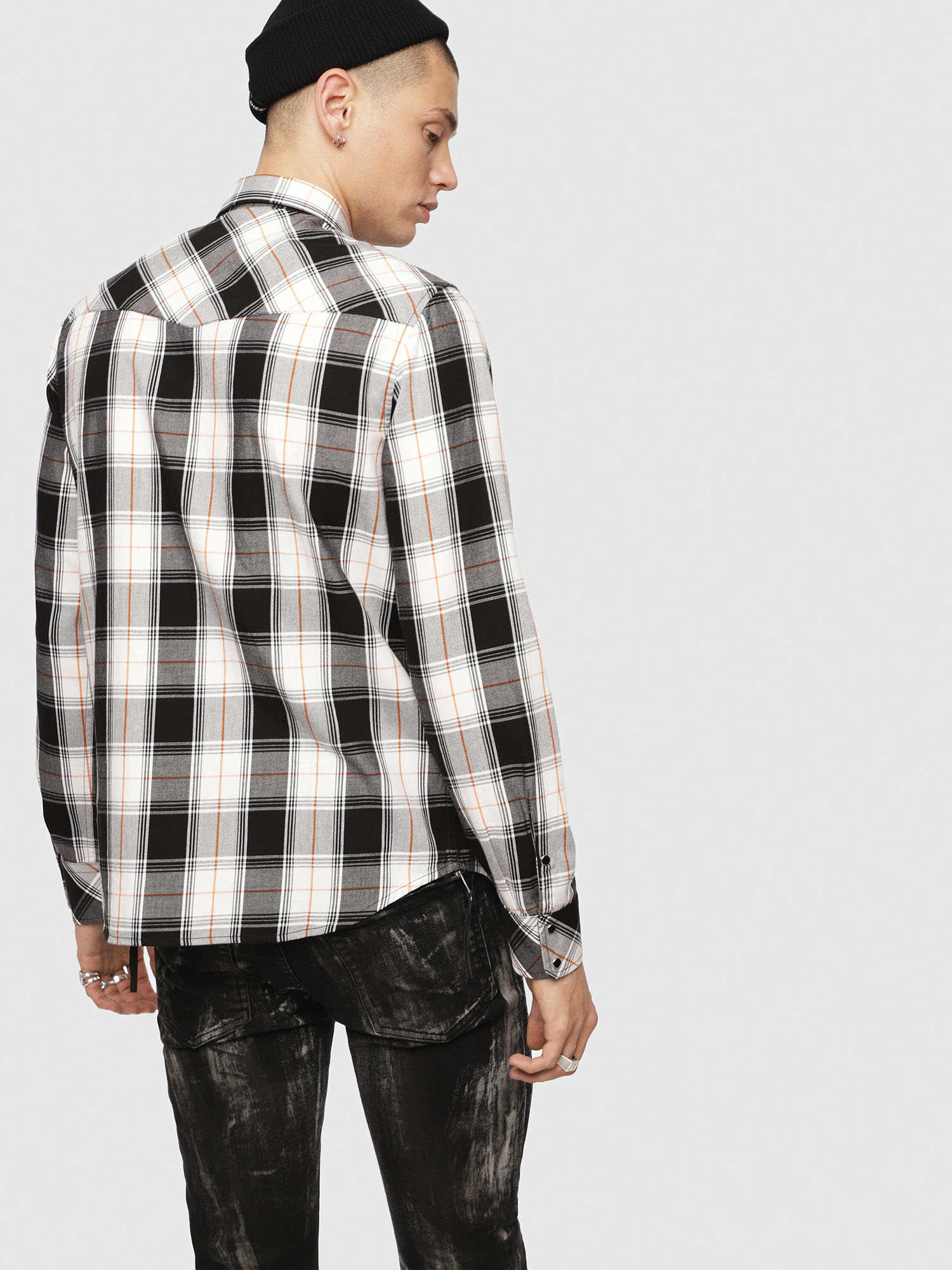 Diesel - S-EAST-LONG-E,  - Camisas - Image 2