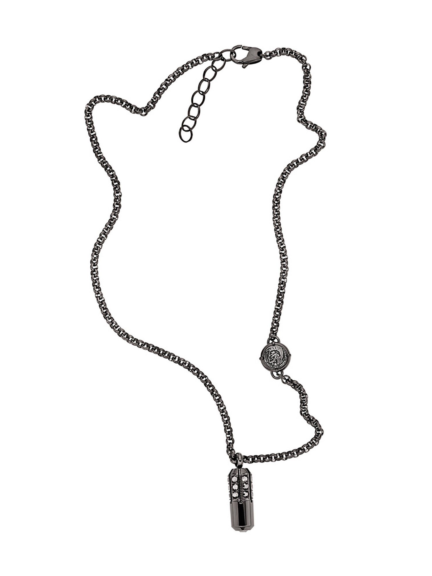 Diesel - NECKLACE DX1026,  - Collares - Image 1