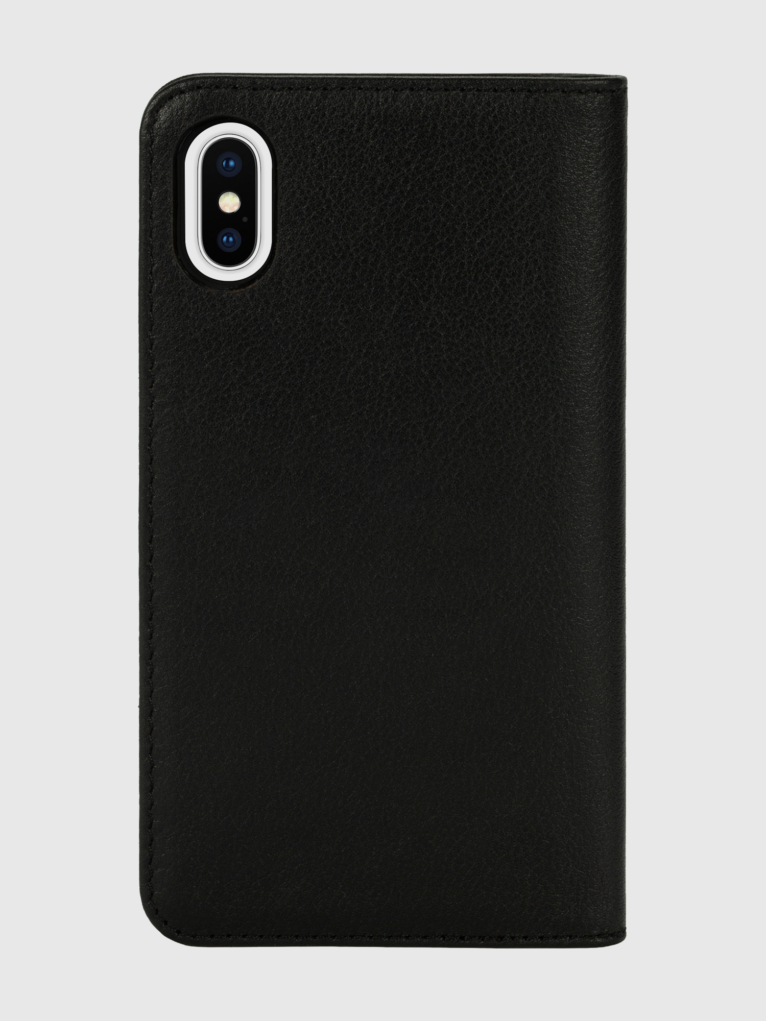 Diesel - DIESEL 2-IN-1 FOLIO CASE FOR IPHONE XS & IPHONE X,  - Fundas tipo libro - Image 2